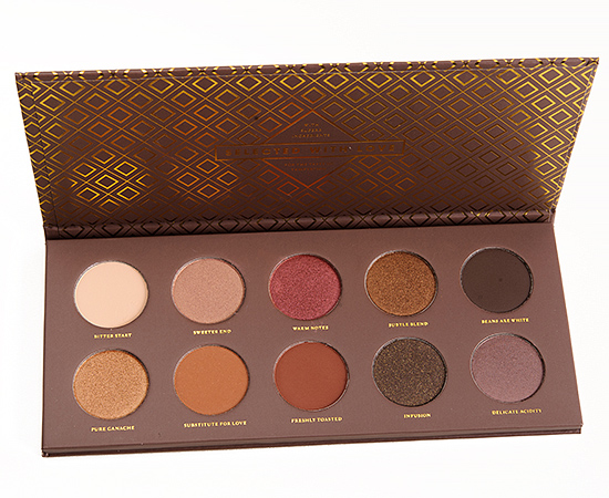 Cocoa Blend Eyeshadow Palette by zoeva #5