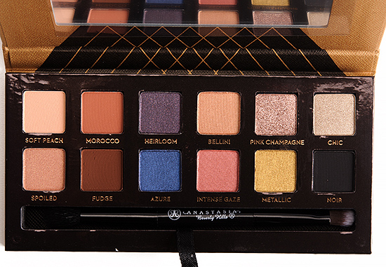 Anastasia Shadow Couture Eyeshadow Palette