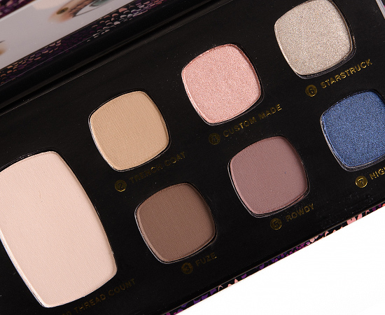 bareMinerals Work, Weekend, Wow Eyeshadow Palette