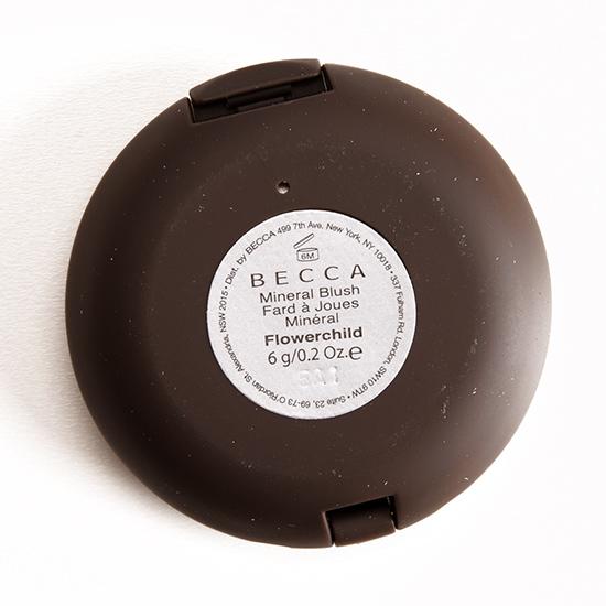 Becca Flowerchild Mineral Blush