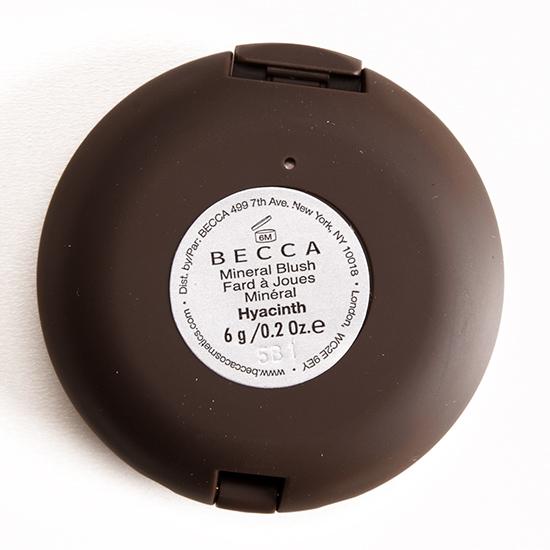 Becca Hyacinth Mineral Blush