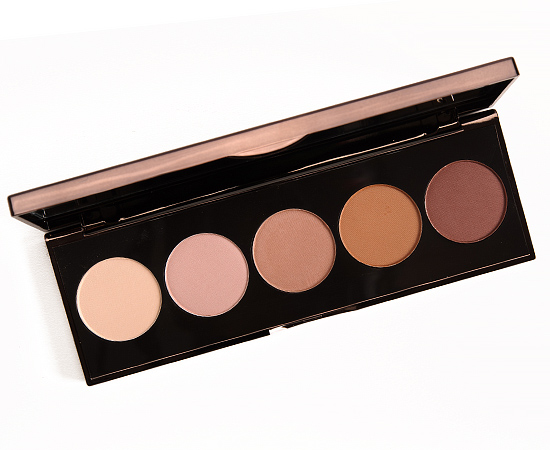 Becca Ombre Rouge Eye Palette (5-Pan)