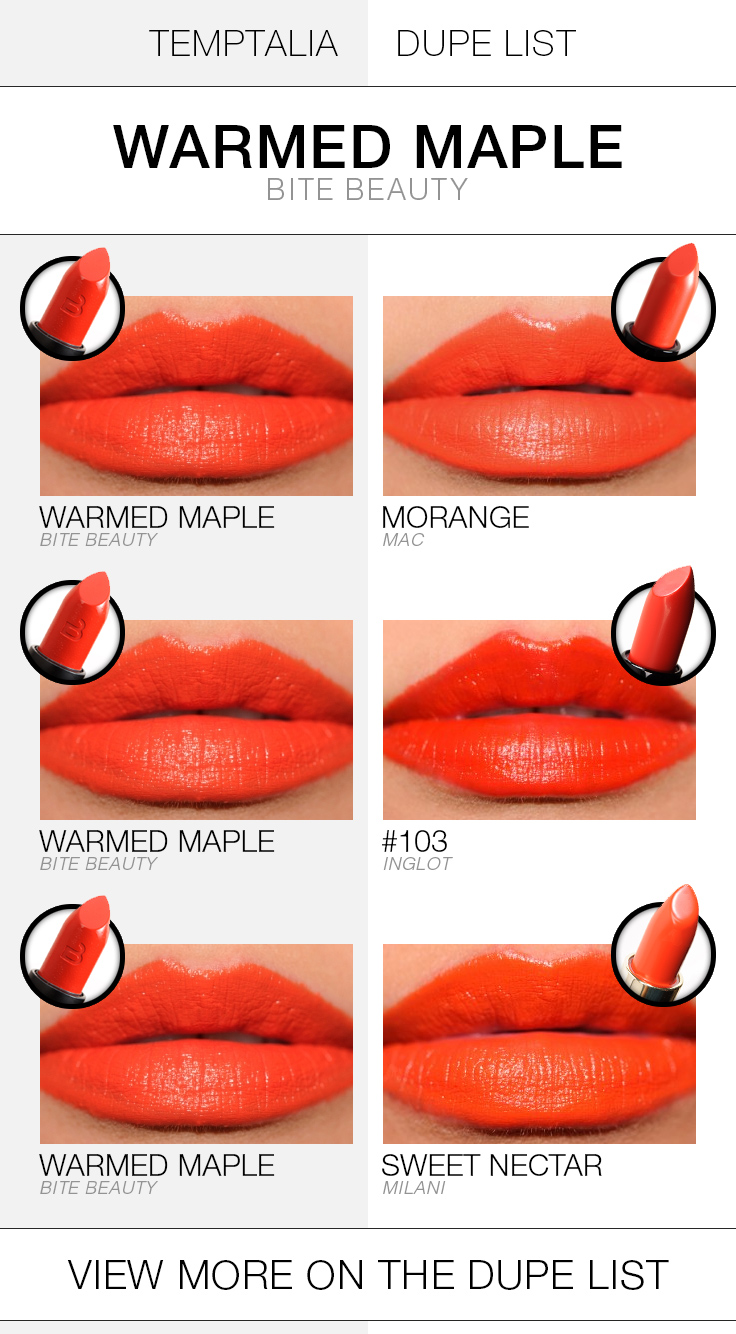 bite-beauty-warmed-maple-dupe-list