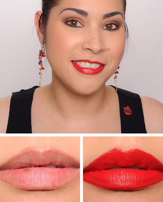 Bite Beauty Candied Maple Matte Creme Lipstick