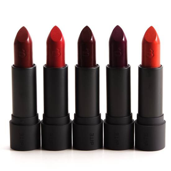 Bite Beauty Maple Matte Creme Lipsticks