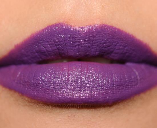 Estee lauder Shameless Violet Pure Color Matte Sculpting Lipstick