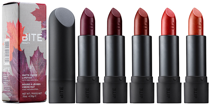 Bite Beauty Maple Collection for Sephora Canada