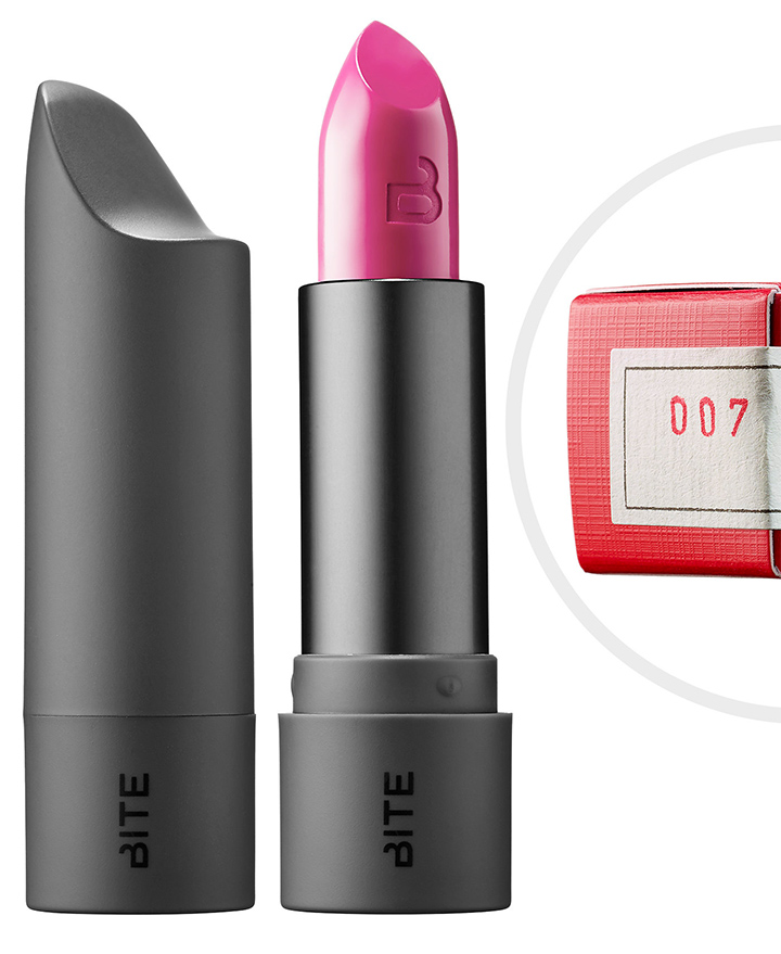 Bite Beauty Shade 007 Lip Lab Creme Deluxe Lipstick
