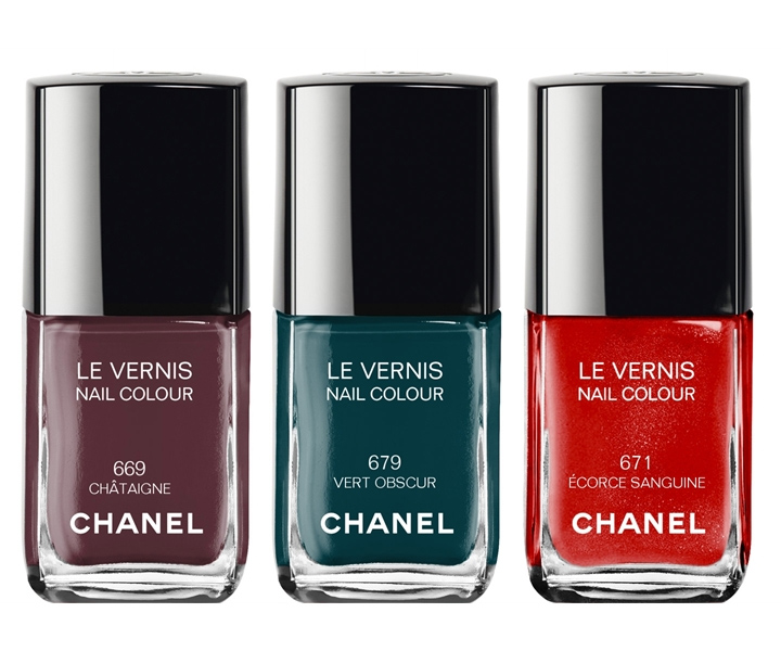 Chanel Fall 2015 Collection