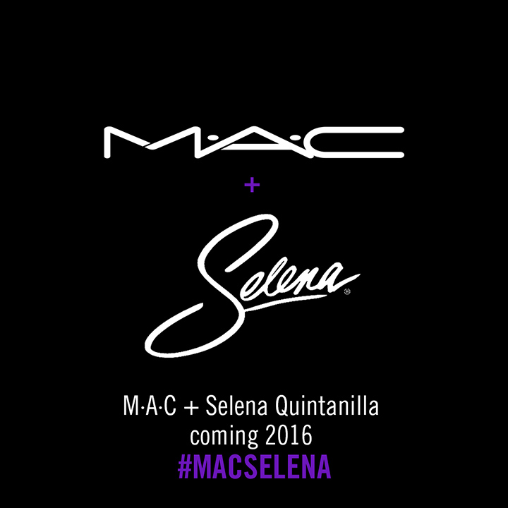 MAC x Selena Collection for Late 2016