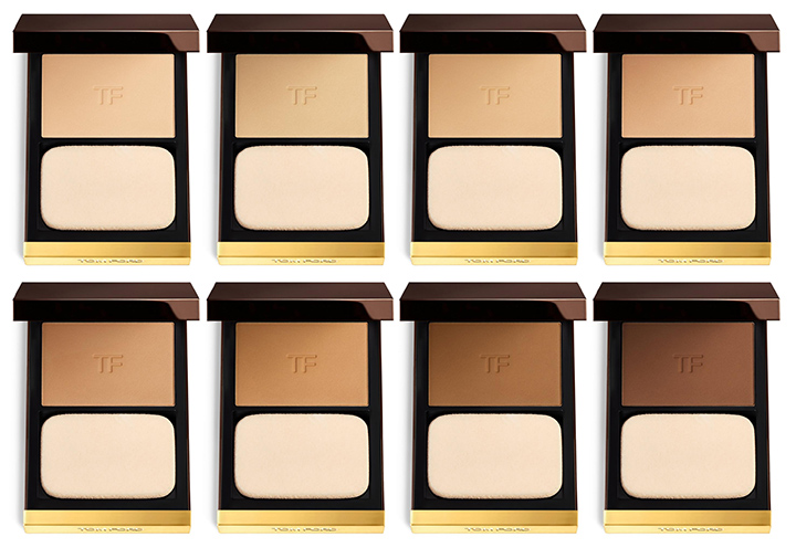 Tom Ford Face Focus Collection