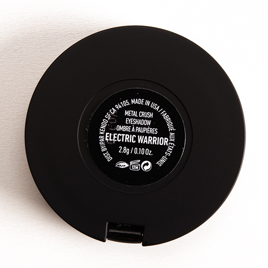 Kat Von D Electric Warrior Metal Crush Eyeshadow