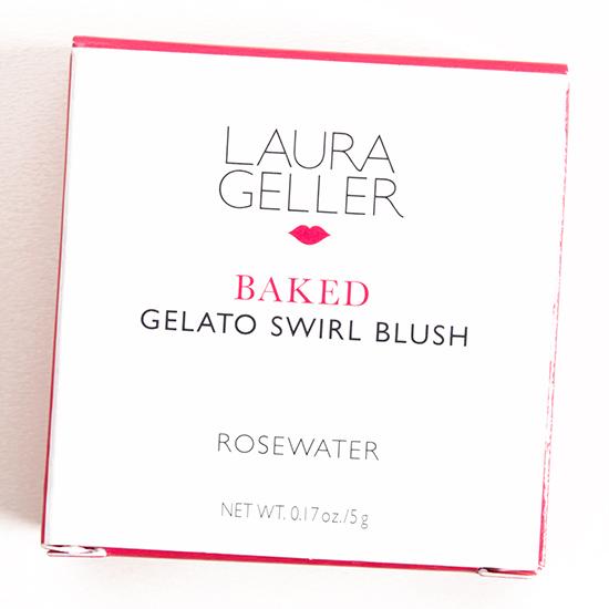 Laura Geller Rosewater Baked Gelato Swirl Blush