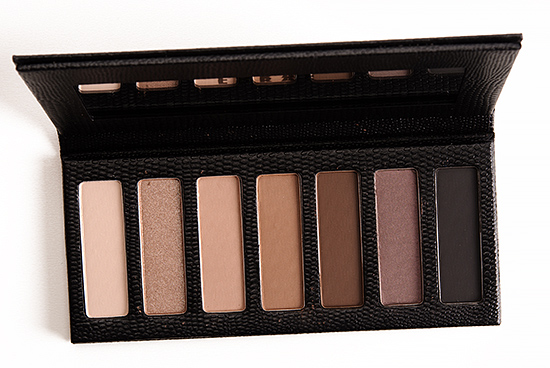 LORAC Black The Skinny Eyeshadow Palette Review, Photos, Swatches
