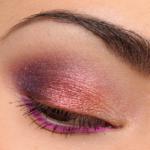 MAC Claretluxe Veluxe Pearlfusion Eyeshadow Trio