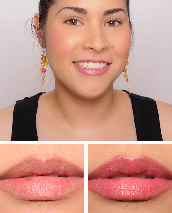 Mac Star Magnolia Koi Coral Nippon Pickled Plum Cremesheen Pearl Lipsticks Reviews Photos