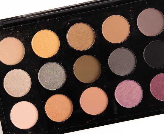 Sneak Peek: MAC Nordstrom's Finest Eyeshadow Palette Photos ...