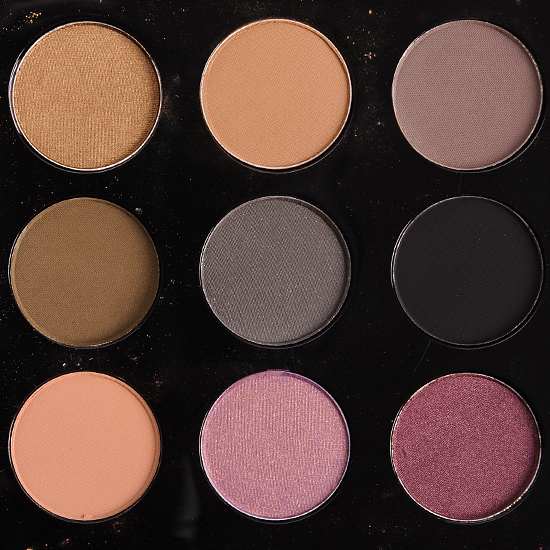 MAC Nordstrom's Finest Eyeshadow Palette