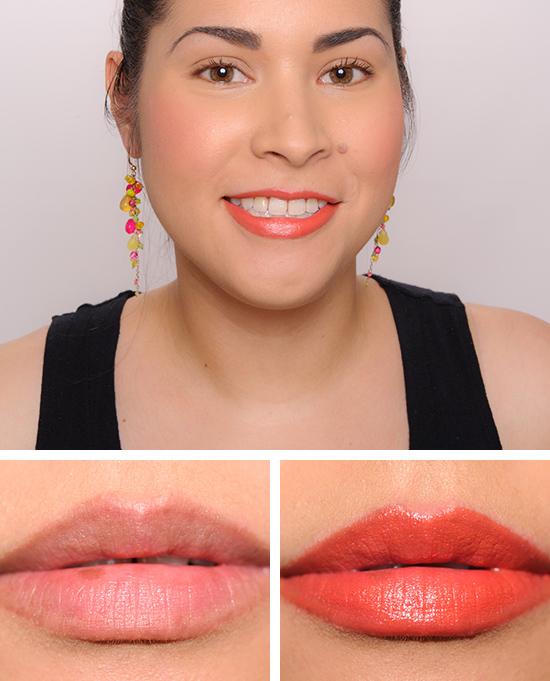 MAC Obi Orange Lipstick