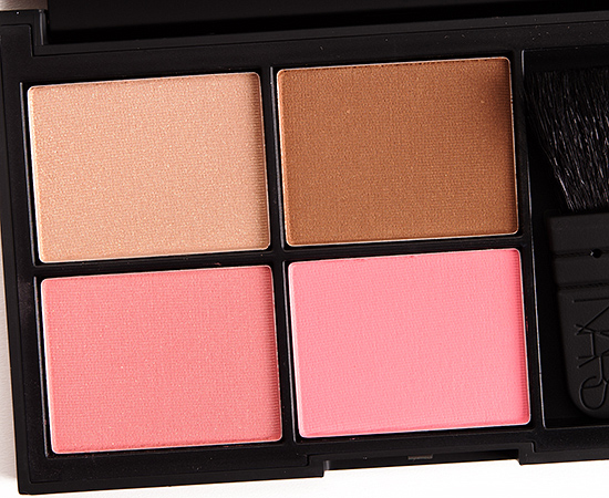 NARS Blame It On NARS Blush Palette Review, Photos, Swatches