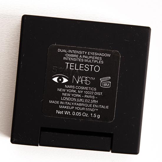 NARS Telesto Dual Intensity Eyeshadow