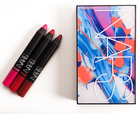 NARS True NARS Lip Pencil Set