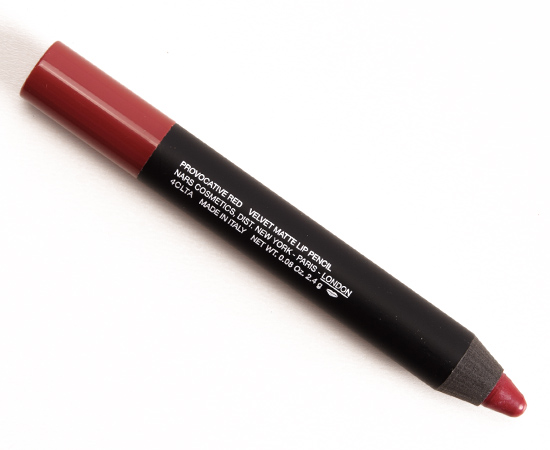 NARS Provocative Red Velvet Matte Lip Pencil