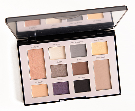 sephora overcast filter colorful eyeshadow photo filter palette review swatches. Black Bedroom Furniture Sets. Home Design Ideas