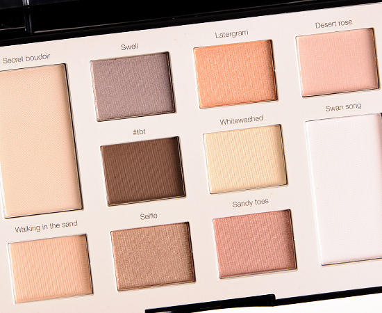Sephora Sunbleached Filter Colorful Eyeshadow Palette