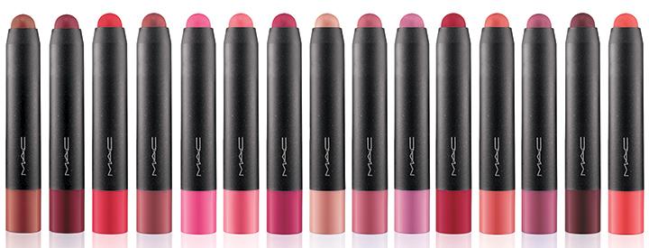 MAC Patentpolish Lip Pencils