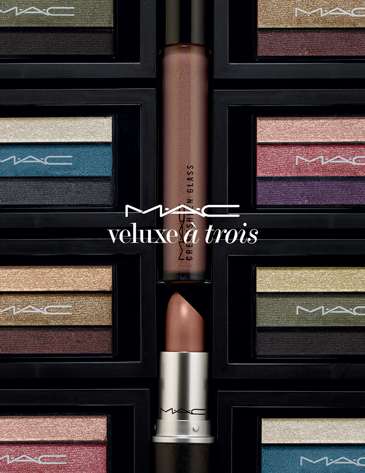 MAC Veluxe a Trois Collection