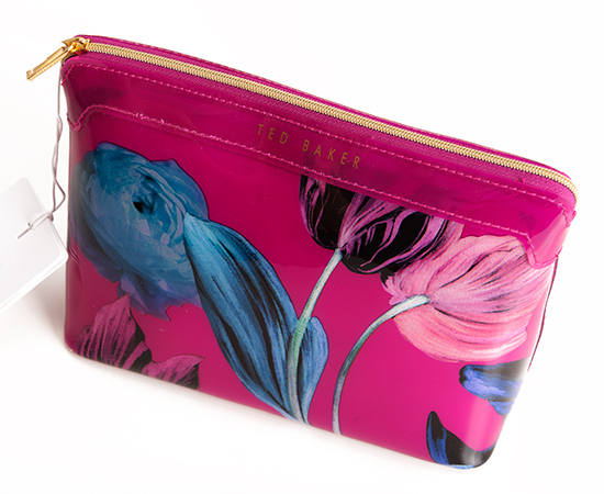 Ted Baker Midnight Bloom Cosmetic Cases
