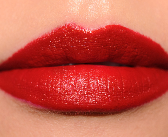Urban Decay Bad Blood Matte Revolution Lipstick