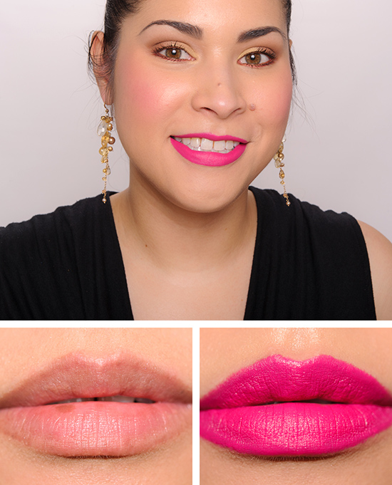 Urban Decay Menace Matte Revolution Lipstick