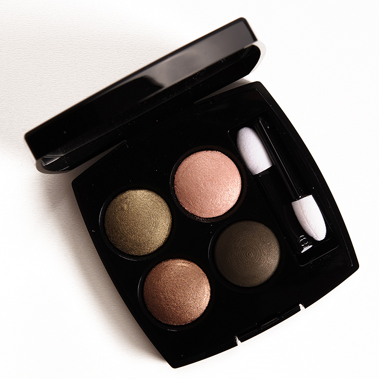 Chanel Tisse d'Automne (254) Eyeshadow Quad