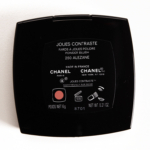 Chanel Alezane (260) Joues Contraste Blush