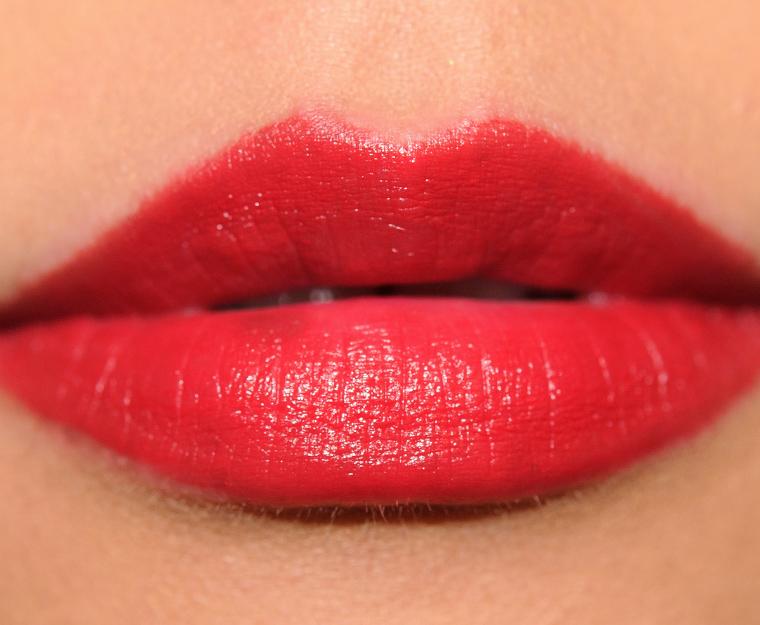 Chanel La Bouleversante (51) Rouge Allure Velvet