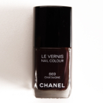 Chanel Chataigne (669) Le Vernis Nail Colour