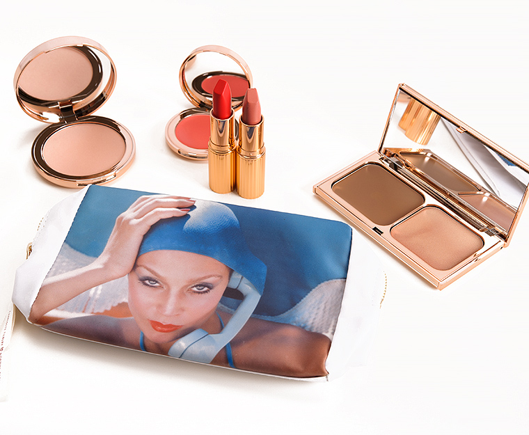 Charlotte Tilbury x Norman Parkinson On Call Makeup Bag