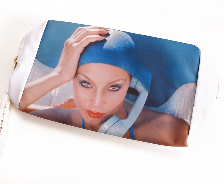 Charlotte Tilbury x Norman Parkinson On Call Makeup Bag