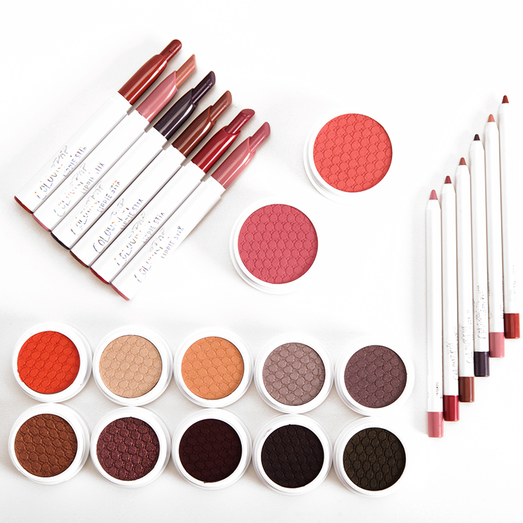 ColourPop Throws It Back Fall 2015 Collection