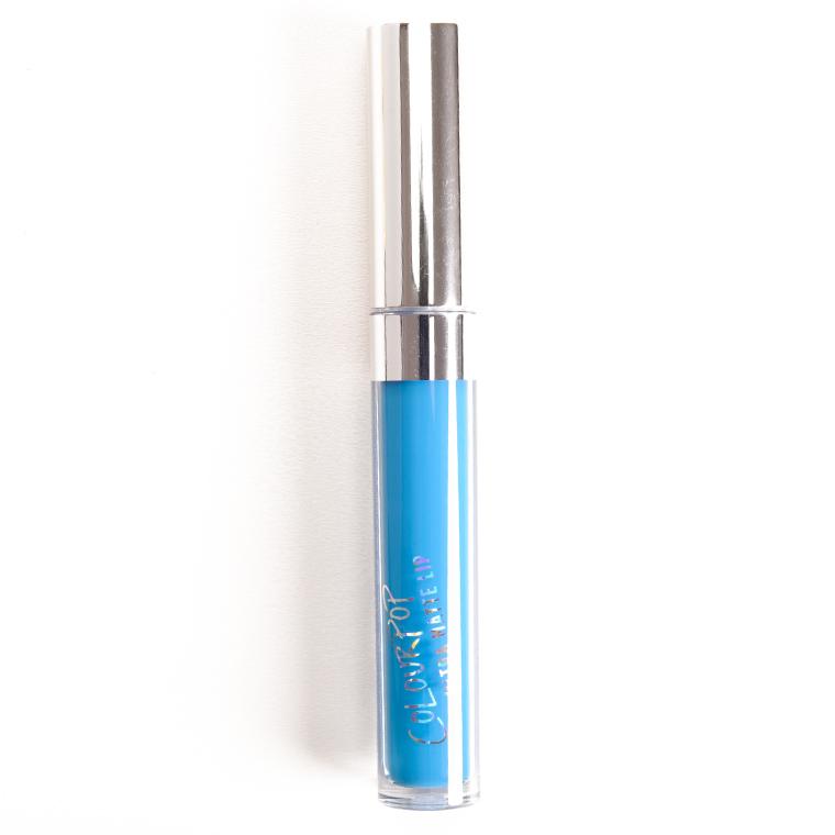 ColourPop Mr. Blonde Ultra Matte Liquid Lipstick
