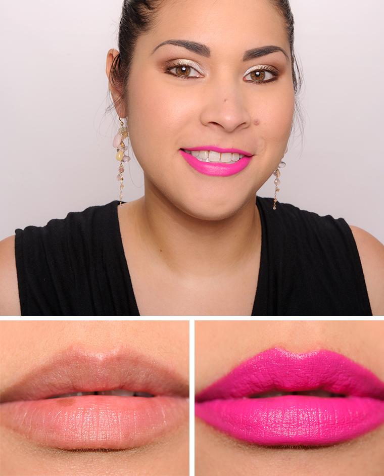 Estee Lauder Neon Azalea Pure Matte Sculpting Lipstick