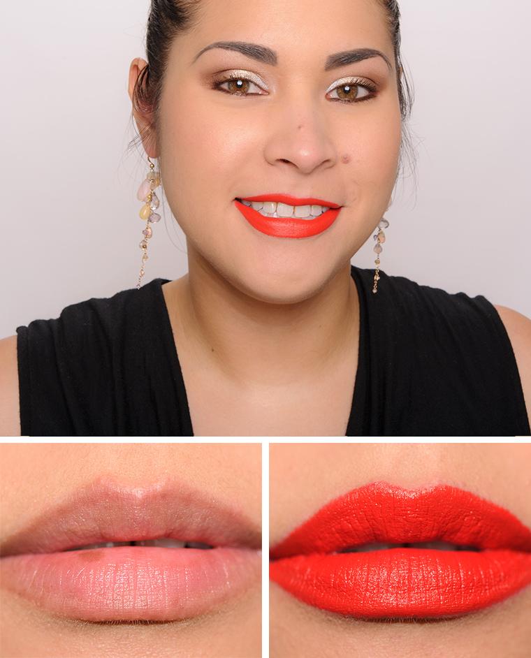 Estee Lauder Volatile Pure Matte Sculpting Lipstick