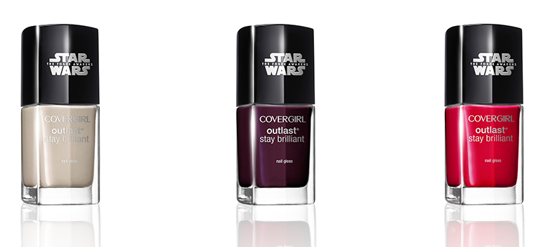 COVERGIRL x Star Wars Collection