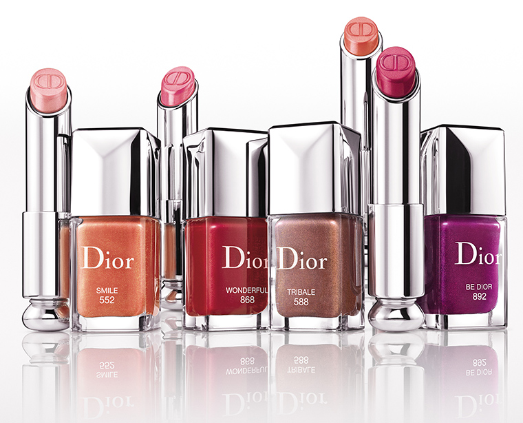 Dior Addict Lipstick Relaunch for Fall 2015