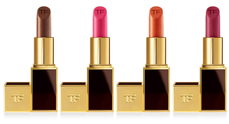 Tom Ford Lip Color Shade Extensions for Fall 2015