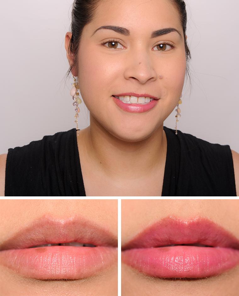 Guerlain Pink Me Up KissKiss Roselip