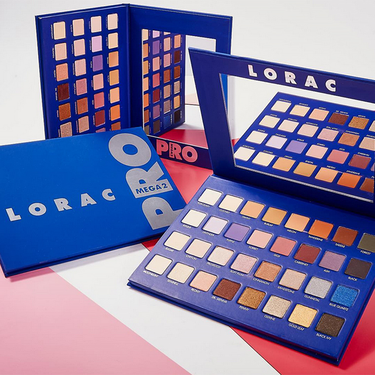 LORAC Mega PRO 2 Palette for Holiday 2015
