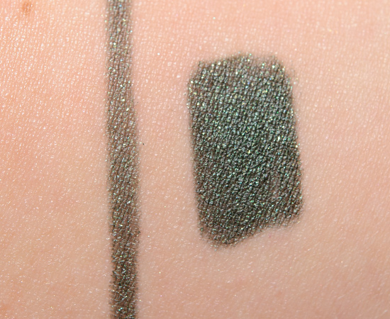 LORAC Dark Green Front of the Line PRO Eye Pencil